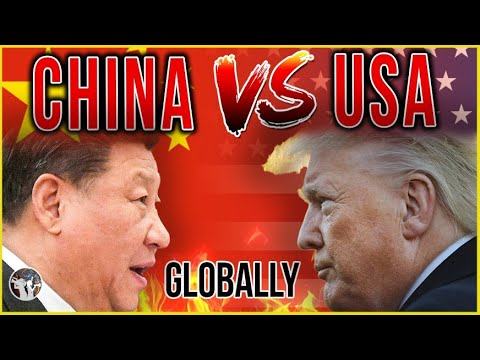 Uh Oh... What's Going On With China And The US?!
