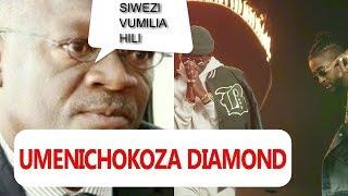 KIMENUKA! Diamond Amchokoza Magufuli Na Video Yake Mpya African beauty