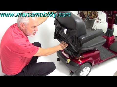 Pride Mobility Maxima Heavy Duty Scooter #874
