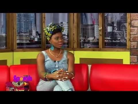 YEMI ALADE  Exclusive On The Sporah Show.