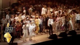 Usa For Africa We Are The World Live Aid 1985.mp3