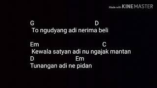 Lolot Boya Kedasarin Tresna- Chod+Lirik