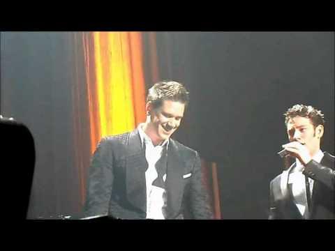 IL DIVO - My Way - Baltimore - Lyric Opera House - 06/10/2012