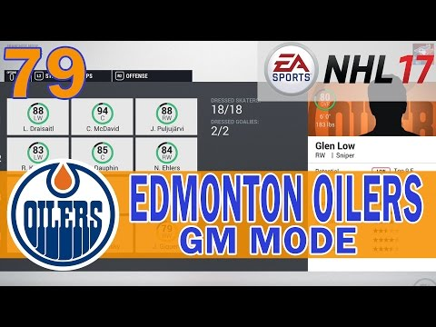 YEAR 9: THE REBUILD BEGINS | NHL 17 Edmonton Oilers Franchise Mode Ep 79