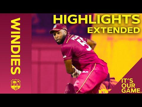 Windies Vs Ireland 2nd ODI 2020 | Extended Highlights