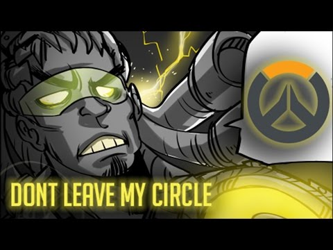 Overwatch Don't Leave My Circle!