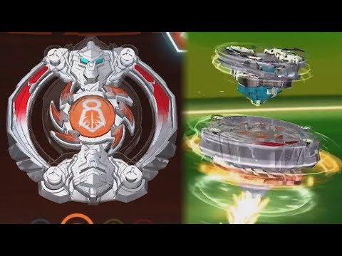 NEW ISTROS I2 GAMEPLAY | Beyblade Burst Evolution God APP Gameplay PART 43