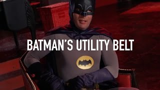Batman's Utility Belt // Supercut
