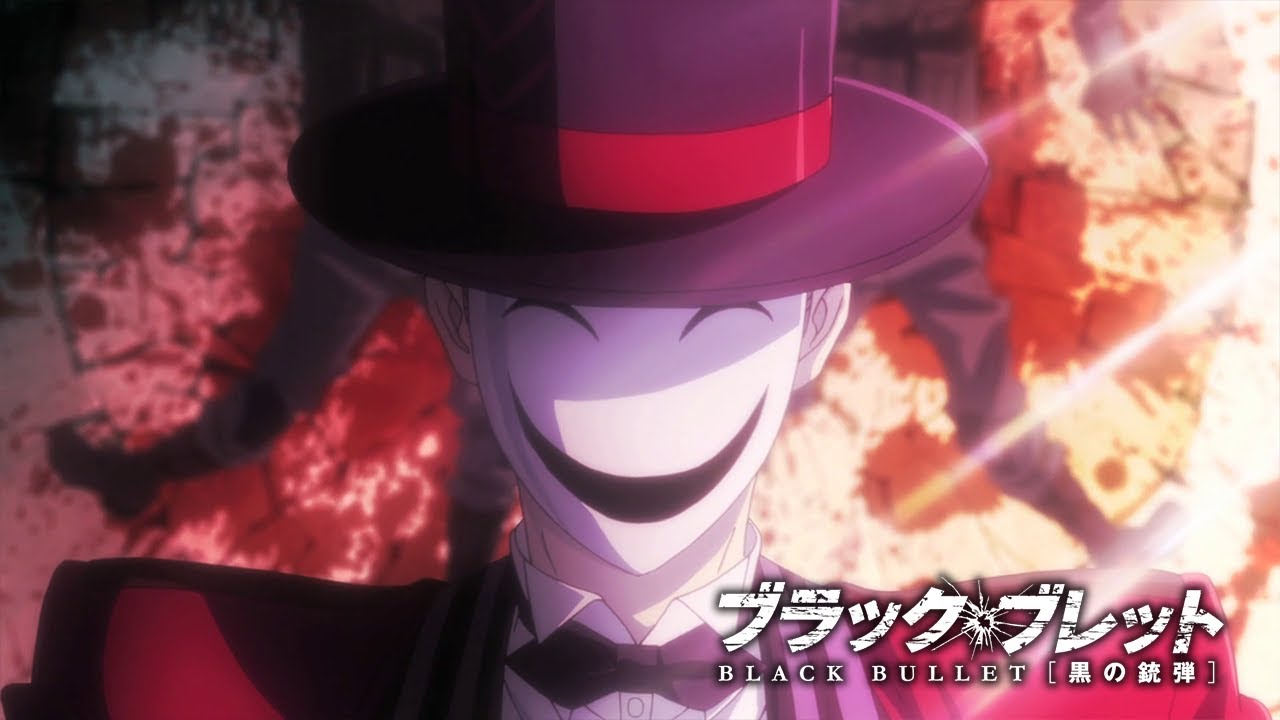 Rentaro Satomi Vs Kagetane Black Bullet Youtube