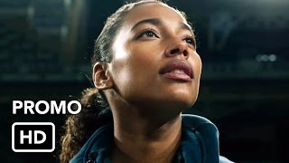 """Pitch (FOX) """"First Time In History"""" Promo HD"""