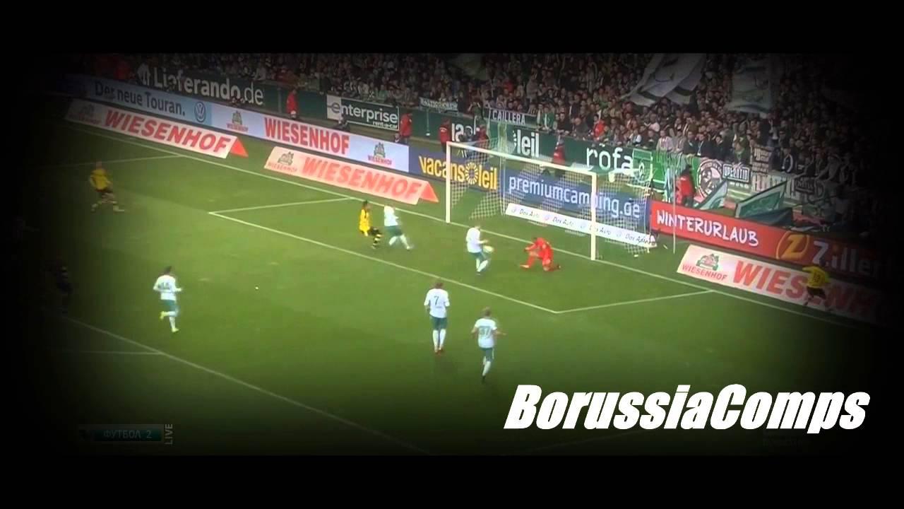 Borussia Dortmund Teamwork 2015 2016 Youtube