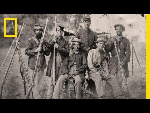 James Robertson: The Untold Civil War | Nat Geo Live