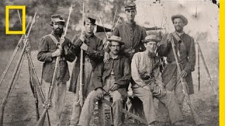 James Robertson: The Untold Civil War | Nat Geo Live