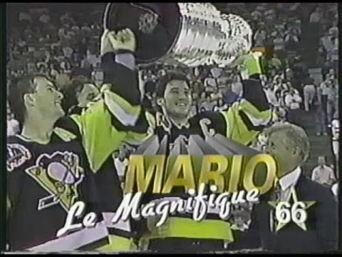 Mario Lemieux - Le Magnifique (1991)