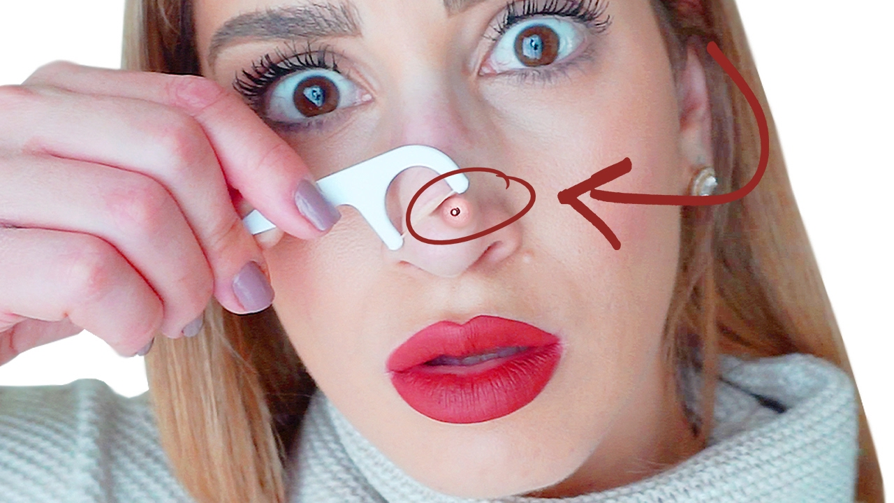3decafed278 One Weird Blackhead and Whitehead Removal Hack That Actually Works | Hack  My Life #12