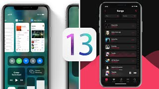iOS 13! More Leaks + Rumors!
