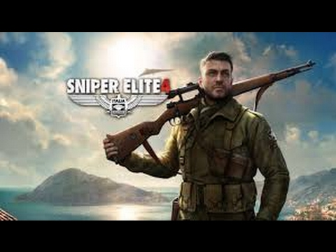 Sniper Elite 4 - Luckiest Collateral Ever