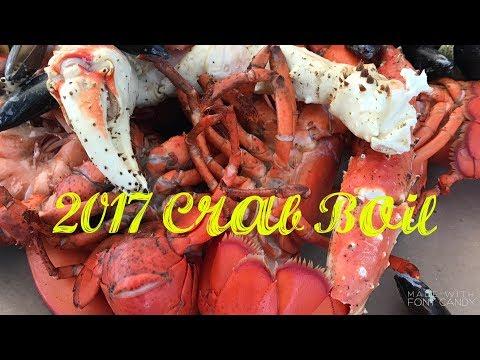 2017 Crab Boil