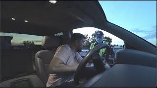 Засранец на службе в Полиции