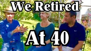 Retire Early : Expat Retiring IN YOUR 40s ENJOYING Retirement in Ajijic Jalisco Mexico