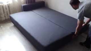 видео диван кровать донецк