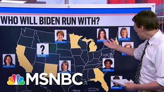 Breaking Down Joe Biden's Running Mate Shortlist   Msnbc