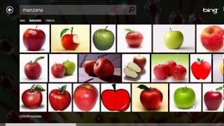 Windows 8 Tips Trucos Secretos  - 96 Usar La Aplicación Bing Buscador
