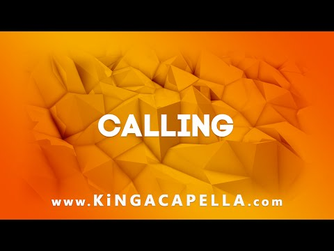 Sebastian Ingrosso & Alesso feat. Ryan Tedder - Calling (Studio Acapella)