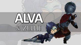 Dark Souls Lore - Alva & Zullie