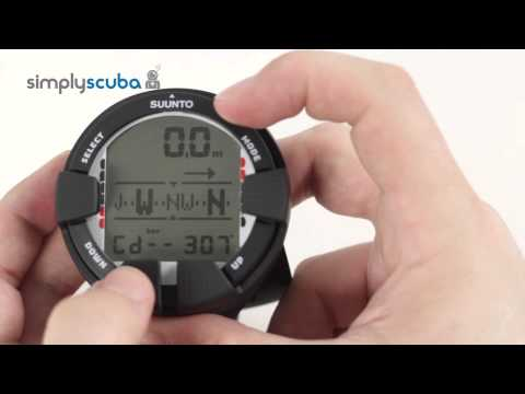 Suunto Vyper Air Black With USB - Www.simplyscuba.com