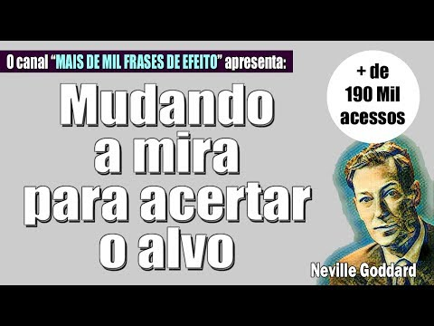 NEVILLE GODDARD - ARREPENDIMENTO, UM PRESENTE DE DEUS