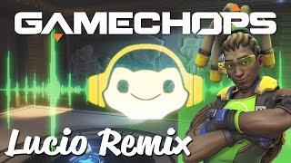 Overwatch Remix - We Move Together As One (Andromulus Dubstep / Drumstep Remix) - GameChops