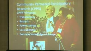 MHSR Day 1: Community Partners to Health Neighborhood Initiative