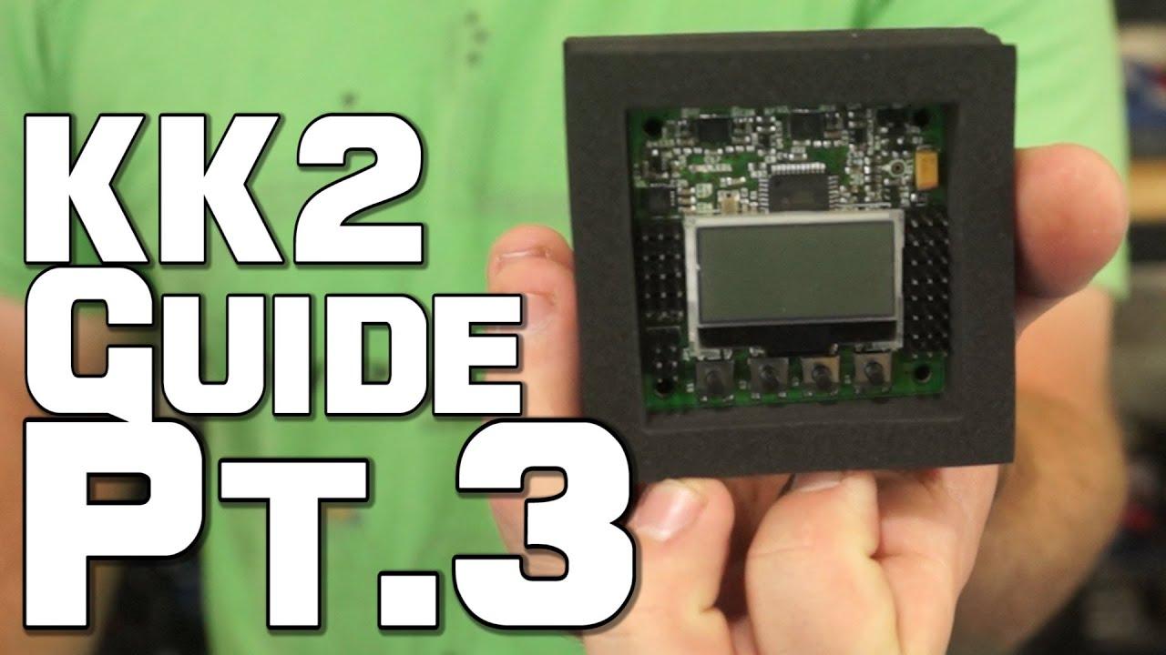 Hobbyking Kk2 0 Complete Guide Pt 3 - Pid Tuning W   Hk Micro Quad