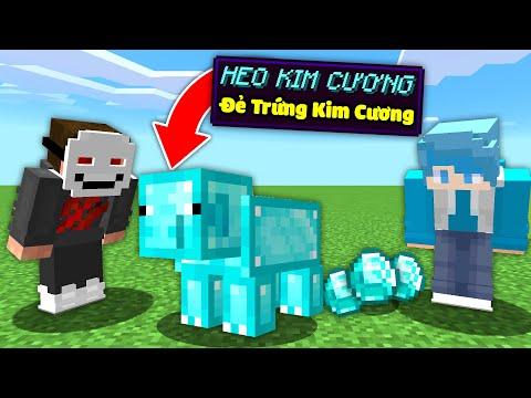 Zeros Minecraft Nhưng Sở Hữu Thú Nuôi Siêu Mạnh