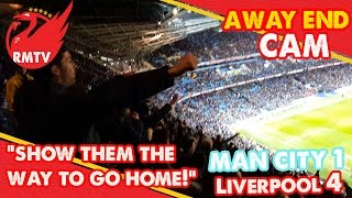 """Show them the way to go home!"" 