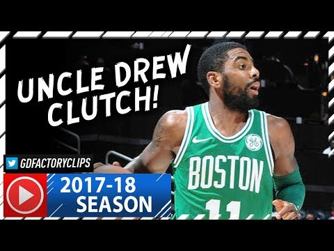 Kyrie Irving UNREAL Full Highlights vs Hawks (2017.11.06) - 35 Pts, 7 Ast, CLUTCH UNCLE DREW!
