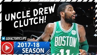 kyrie irving unreal full highlights vs hawks 2017 11 06 35 pts 7 ast clutch uncle drew