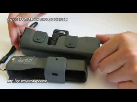 tinyRigs OSMO Pocket Pocketable Case