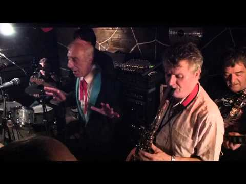 """""""Karl Terry and Tempest"""" at the """"Casbah Coffee Club"""",Liverpool,UK 27.08.2011"""