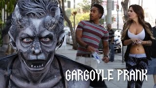 One of Blake Grigsby's most viewed videos: Gargoyle Statue Prank