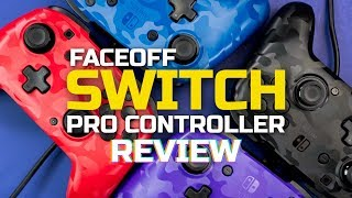 Nintendo Switch Faceoff Deluxe+ Audio Controller Review