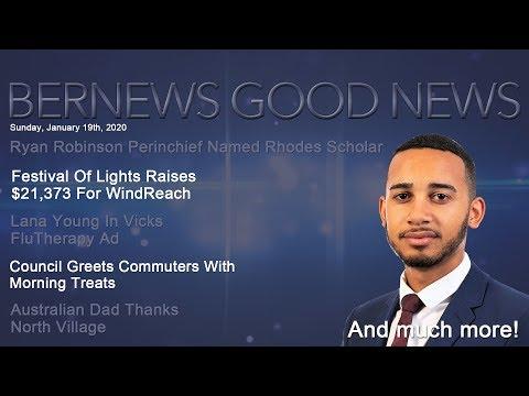 "Bernews ""Good News"" Sunday Spotlight, January 19, 2020"