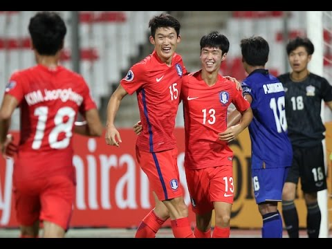 Thailand vs Korea Republic (AFC U-19 Championship: Group Stage)