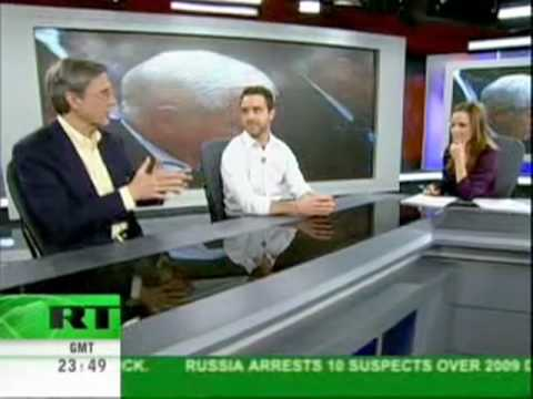 Russia Today  Alyona   Loss of Faith in American Government ing Jake Brewer  31010
