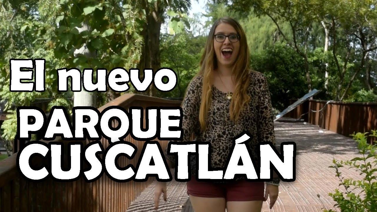 ASÍ ES NUEVO PARQUE CUSCALTÁN SAN SALVADOR- Becky Soundy TV