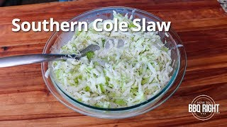 Southern Cole Slaw Recipe   HowToBBQRight