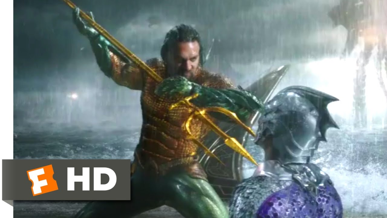 Download Aquaman (2018) - Aquaman vs. King Orm Scene (10/10) | Movieclips