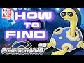 ♦ How to find Shuckle ♦ ▬ Pokemon MMO 3D ▬ Version 2018.0.0