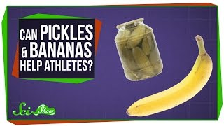 Can Pickles And Bananas Really Help Athletes?